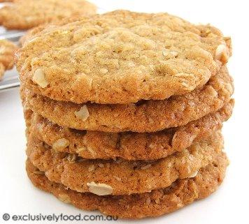 Anzac cookies australia recipe