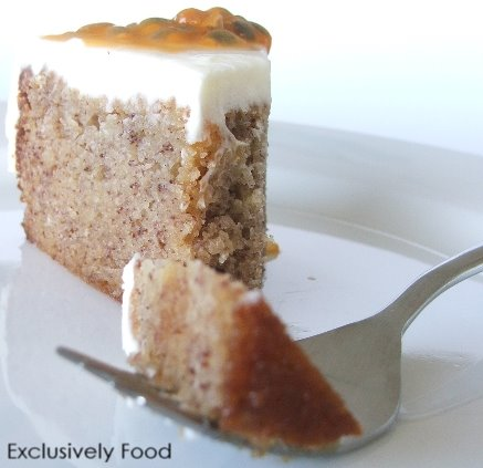Banana cake recipe moist easy