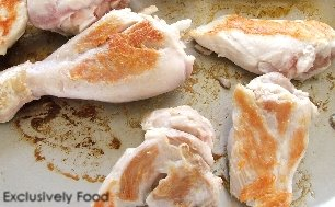 Exclusively food chicken casserole recipe dont overcrowd the pan when frying if necessary fry the chicken in two or more batches adding more oil if required forumfinder Gallery