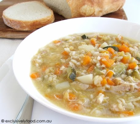 vegetable soup chicken and vegetable soup thick vegetable soup a thick ...