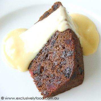 Exclusively food christmas pudding recipe christmas pudding recipe forumfinder Images
