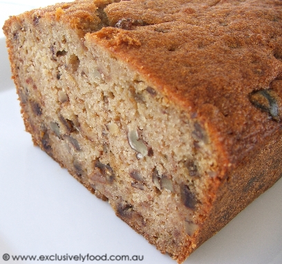 banana bread moist nut recipe super