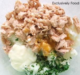 Fish cake recipe mayonnaise