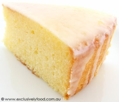 Exclusively Food Lemon And Orange Cake Recipe