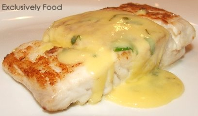 Sauces  Fish on This Rich Creamy Lemon Sauce Is Delicious Served With Fish Serves 4 We