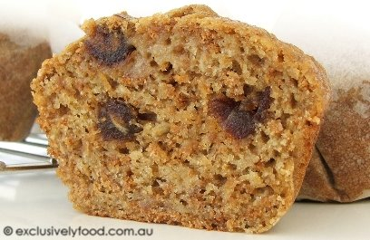 Exclusively food low fat banana bran muffin recipe these moist banana bran and date muffins each contain about six grams of fat they are great for breakfast on the run for best results use very ripe forumfinder Choice Image