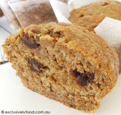 Best low fat banana muffin recipe thermomix