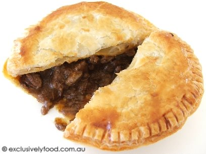 Exclusively Food Meat Pie Recipe