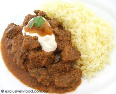 Exclusively Food Rogan Josh Recipe