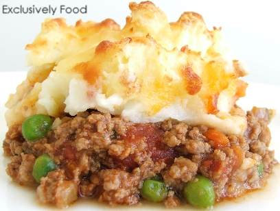 Pin Shepherds Pie on Pinterest